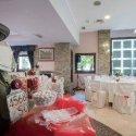 Sala delle feste del ristorante al Crap a Livigno